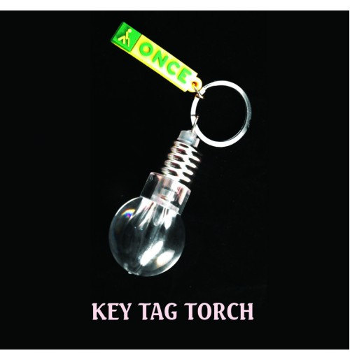KEY TAG TORCH