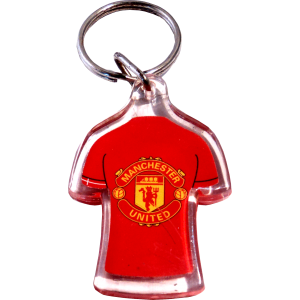 ACRYLIC SPORTS T-SHIRT MODEL KEY TAG