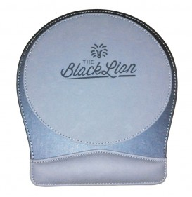 MOUSE PAD PU LEATHER
