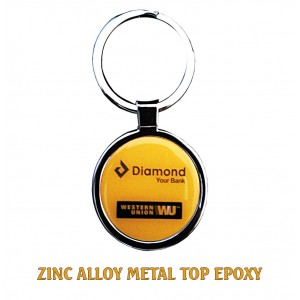 ZINC ALLOY METAL TOP EPOXY