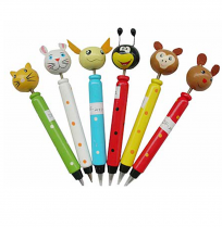 CARTOON CHARACTERS PENCIL