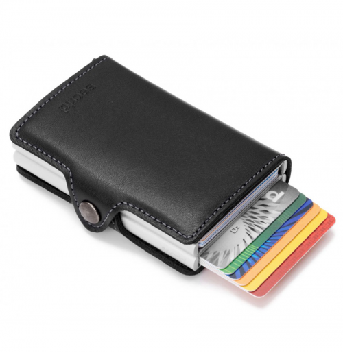 TWIN WALLET CREDIT CARD HOLDER