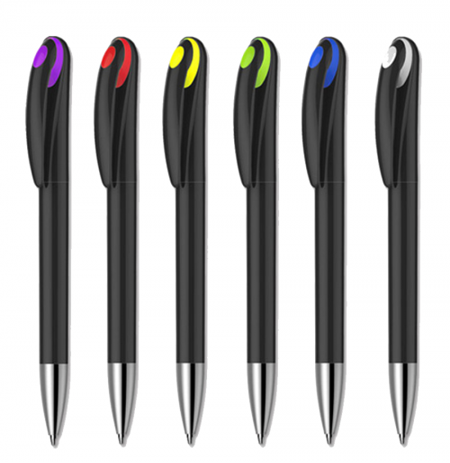 NEW DESIGN OSF201 (BLACK BARREL) PEN